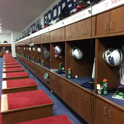 Tennessee Titanss post on Vine - Players report tomorrow. Were ready. #TitansCamp - Tennessee Titanss post on Vine