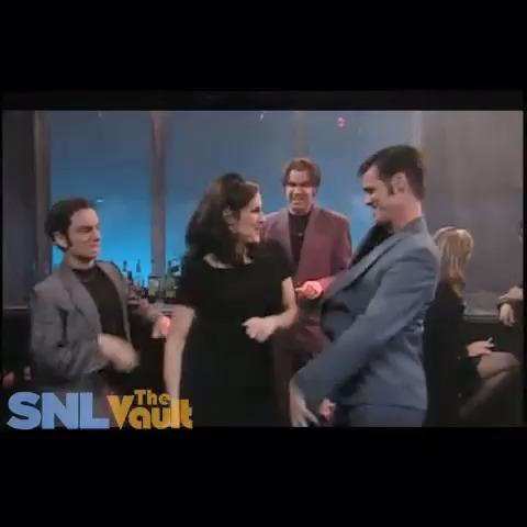 """The Roxbury Guys"" w/ Will Ferrell, Chris Kattan, Molly Shannon (& Jim Carrey)… #whatislove #SNLTheVault - SATURDAY NIGHT LIVE™s post on Vine"