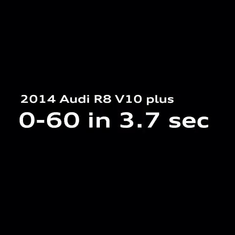 Watch Audi S Vine Quot The Audi R8 From 0 60 In The Time It