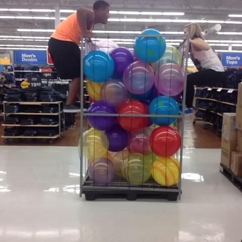 Ballpit Challenge