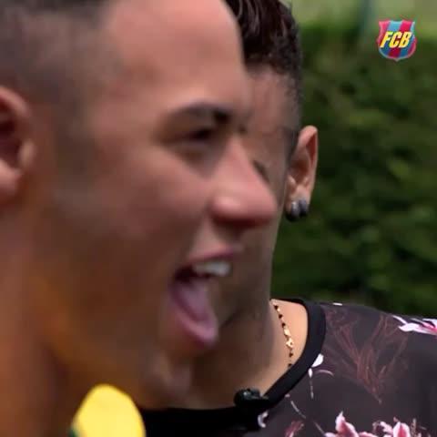 Vine by FC Barcelona - Which is the real neymarjr ? #VineFCB #Neymar #MadameTOrlando