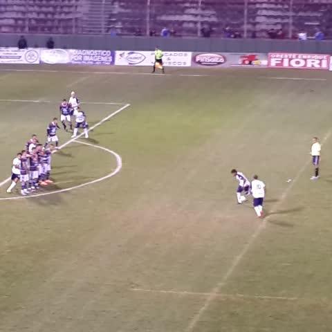 Vine by Arenga Deportiva - VIDEO | Mirá el gol de Ricardo Gómez. #JuventudAntoniana 1 - #Aconquija 0. #FederalA