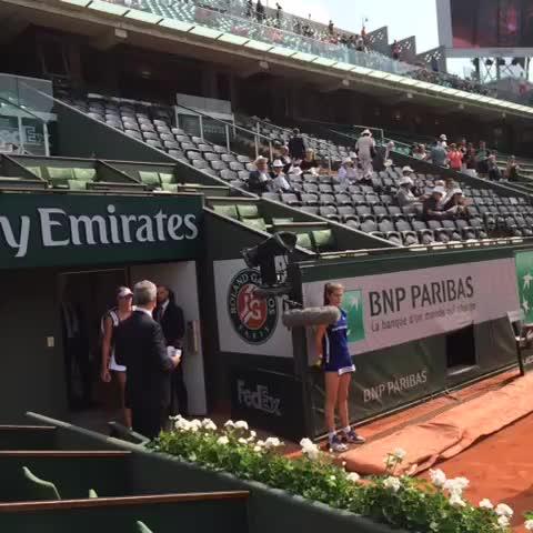 - Vine by Roland Garros