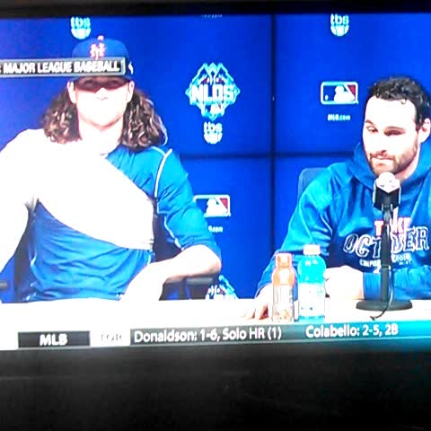 Vine by Metstradamus - Dodgers booby trapping the chairs in the interview room ...