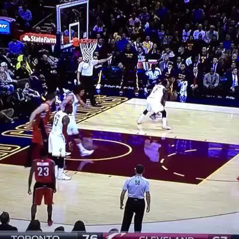 LeBron setting an example for his young team. - Factory Of Sadnesss post on Vine