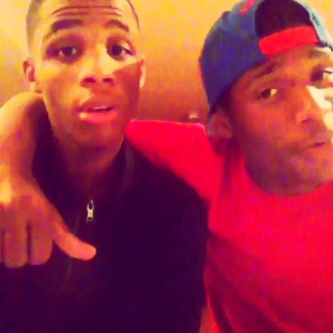Loyal || Chris Brown ???????? With my brother / duo partner @ArmonWarren????#ArmonAndTrey THE DUO!! ???? - Trey Traylors post on Vine