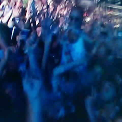 Vine by Limmy - CAUGHT BUZZING POPPERS ON LIVE NATIONAL TELLY AT GLASTONBURY.
