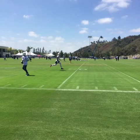 Watch San Diego Chargers S Vine Quot Deep To Tyrell 🙌🏻 Quot