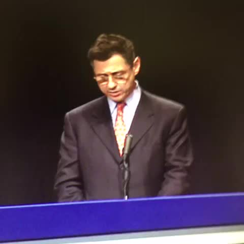 Vine by New York NOW - Shelly Silver speaking on what motivates him in year 2000