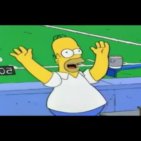 Lo Mejor De Los Simpsonss post on Vine - Soy Invencible #LosSimpsons - Lo Mejor De Los Simpsonss post on Vine
