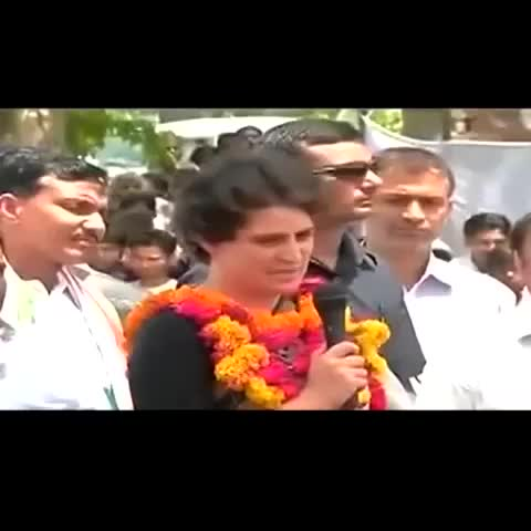 INC Indias post on Vine - I learnt from Indira ji, that if there is truth in your heart, it forms an armour around you. 