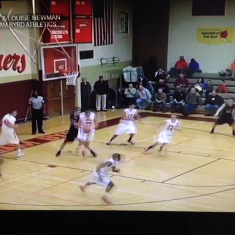 Best ball save ever? By marveyo otey - Best ball save ever? By marveyo otey - Best of Basketballs post on Vine