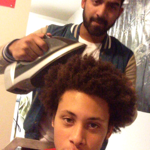 How light skins got to the barber #CantRelate  Eric Dunn, The Zac Mamba, Matty Cox, Ray Ligaya - Wellington Boyces post on Vine