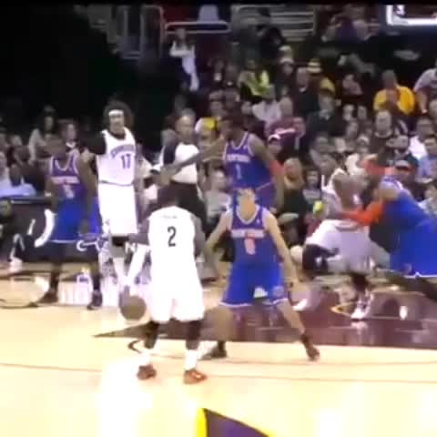 Vine by Crossover Vines - Kyrie Irving vs. Pablo Prigioni