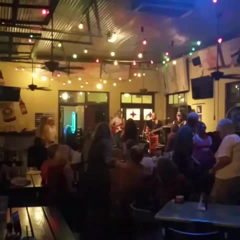 Our first Vine with just a sample from Bubba Hernandez and friends! - Vine by Sweetwater Denton - Our first Vine with just a sample from Bubba Hernandez and friends!