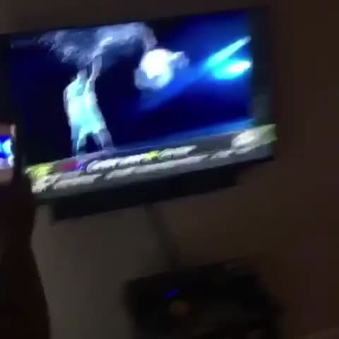 Vine by Bleacher Report - Cardale Jones was HYPED! (via BoutDatLifeBoi/Twitter)