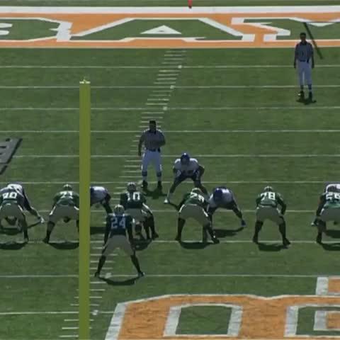 Vine by NFL on ESPN - RGIII hits Josh Gordon for a TD at Baylor.