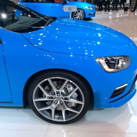 Watch Chicago Auto Show S Vine Quot Volvo Unveiled Their New