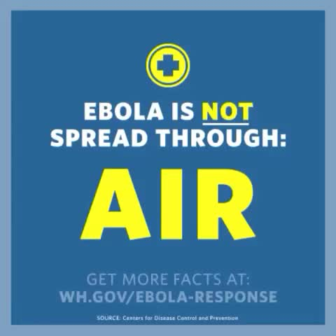 The White Houses post on Vine - Make sure you have the facts on #Ebola → http://wh.gov/ebola-response - The White Houses post on Vine