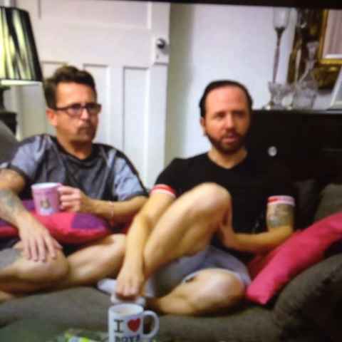 Hareem Ghanis post on Vine - #gogglebox - Hareem Ghanis post on Vine
