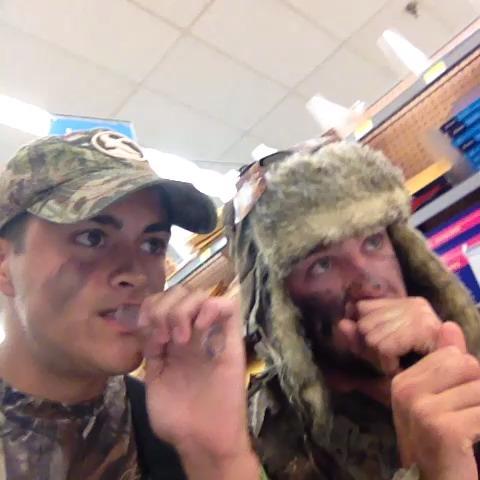 Duck huntin in Walmar