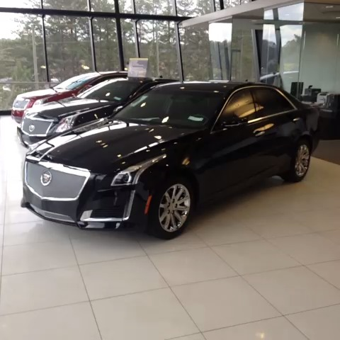 "2014 Cadillac Cts Accessories >> Watch Classic Cadillac Of Atlanta's Vine ""2014 CTS Sedan w/accessories. #Cadillac #classic #cts ..."