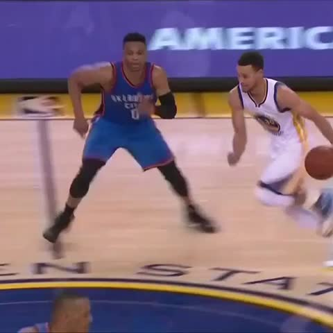 Vine by NBA - Curry beats the buzzer in style on NBA on TNT! #NBAVine