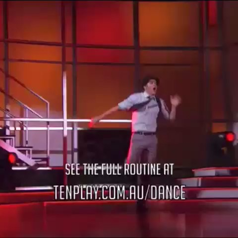 Jay from #SYTYCDAU dances to Hey Pachuco! by Royal Crown Revue → ♫ http://bit.ly/SYTYCDAU_Bruno_Mars - SYTYCD Australias post on Vine
