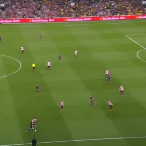 Vine by FC Barcelona - Luonel Messi - Amazing solo goal against Athletic Club Bilbao (Copa del Rey)