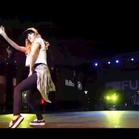 Amazing Dancers and Singerss post on Vine - Vine by Amazing Dancers and Singers - Chachi Gonzales World of Dance Front row | VIDCON 2013 Dont forget to Tag us in your Amazing Dancing and Singing Vines #AmazingDS