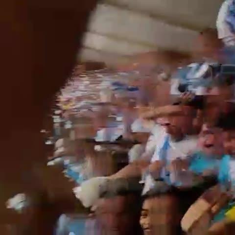 E estremece o Mangueirão com o gol do Papão. #Payxão #Papão #PapãoRumoAoTRI - siga Paysandus post on Vine