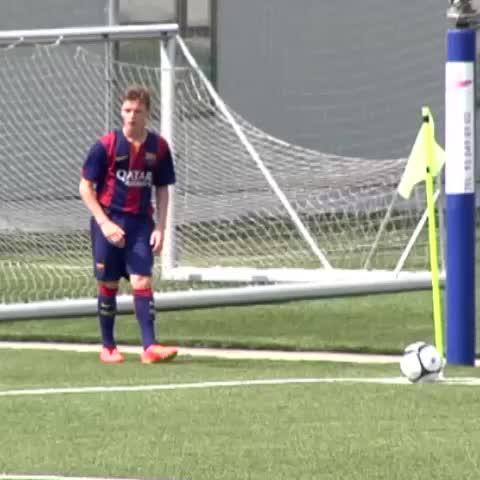FC Barcelonas post on Vine - Sergio Gómez #FCBarcelona #FCBMasia #VineFCB - FC Barcelonas post on Vine