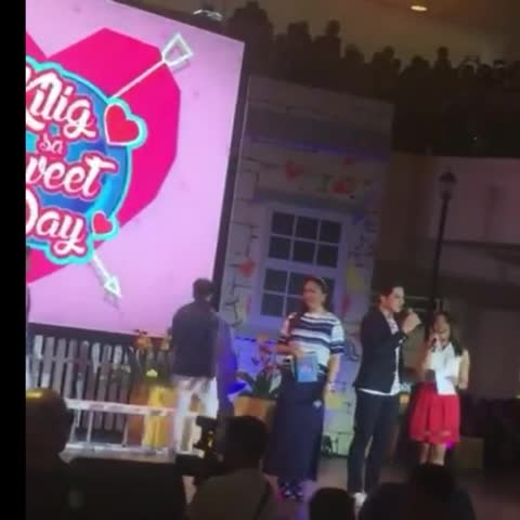 Vine by ALDUBMAIDEN SHIPPERS - ALDEN: MY ONE AND ONLY MAINE MENDOZA! #ALDUBSportsFest -mac