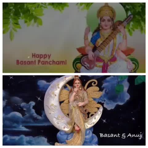 Vine by Basant Rai - Wishing you all a very HAPPY BASANT PANCHAMI. May this spring all your dreams bloom into reality. #bestwishes #spring #HappyBasantPanchami