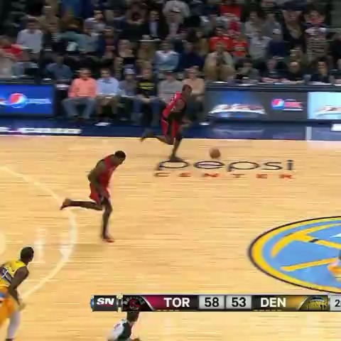 Epic Sports Clipss post on Vine - Terrence Ross Monster Dunk on Kenneth Faried! #music [SONG: Jay-Z ft Rihanna - Run This Town ( Onderkoffer Trap Remix)] #Poster #NBA #Beast - Epic Sports Clipss post on Vine