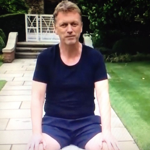 Justin Shannons post on Vine - David Moyes Ice Bucket. - Justin Shannons post on Vine