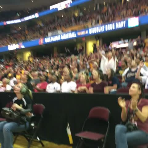 Vine by Cavs - The Land is lovin it! #ALLin216