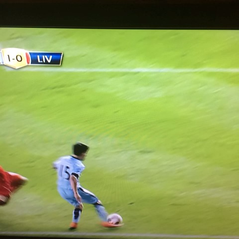 Jovetic goal #mcfc #LFC - jakes post on Vine