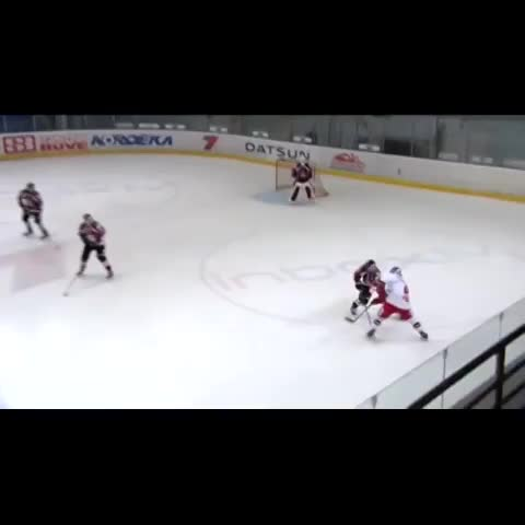 Sports Centrals post on Vine - One of the most insane checks youll ever see! #hockey #hit #check #sportscentral - Sports Centrals post on Vine