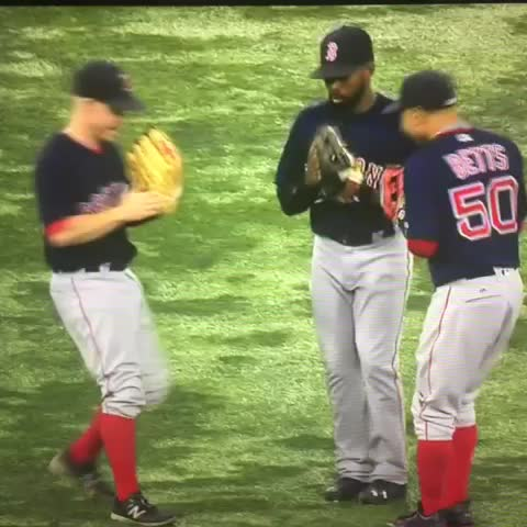 Vine by Sox Lunch - MOOKIE WITH THE CARLTON