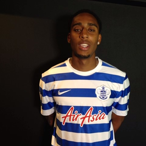 QPR FCs post on Vine - Its official! @LeroyFer10 is a Ranger! #LeroySigns - QPR FCs post on Vine