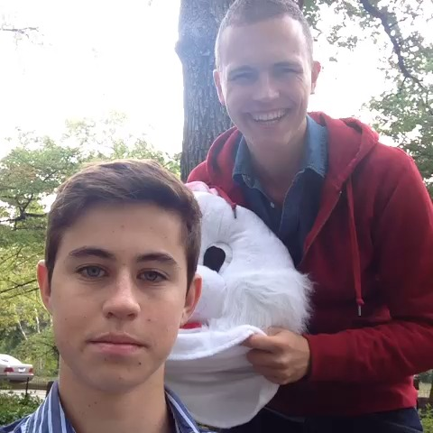 JEROME JARRE – LOOK YOU ARE A RABBIT! izle