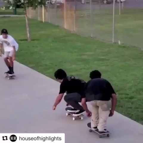 Vine by House of Highlights (Official) - Wow! 😳🔥😳 (via majercrew/Instagram)
