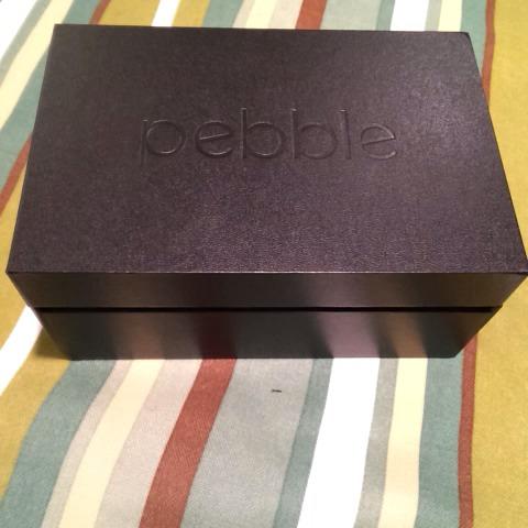 Saying hello to my new Pebble Steel Smartwatch. #niftyfifty