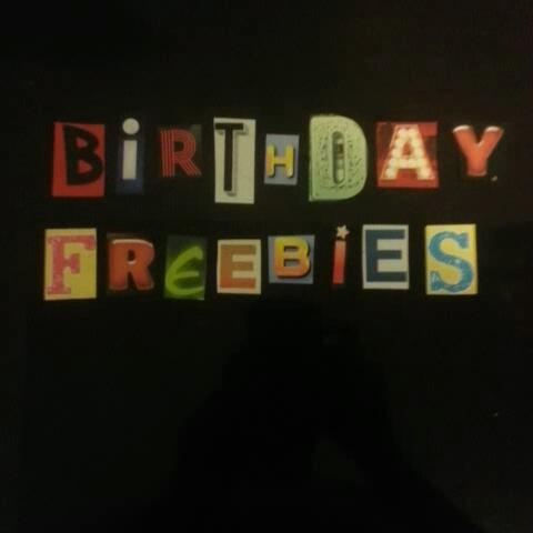 Birthday Freebiess post on Vine - even MORE fun with nirthday freebies! #birthdayfreebies - Birthday Freebiess post on Vine
