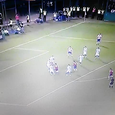 #ElCruceDeRamiro Lo que hizo Funes Mori vale como un gol. - Vine by @Sportags - #ElCruceDeRamiro Lo que hizo Funes Mori vale como un gol.