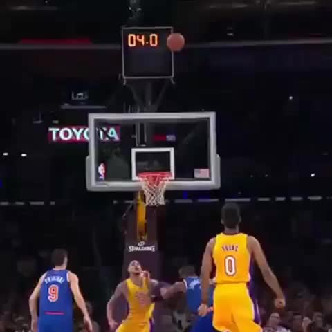 Finish Hims post on Vine - Nick Young with an epic early celebration fail. #NBA #basketball #LA #lakers #newyork #knicks #fail #lol #funny #tagsforlikes #like #revine - Finish Hims post on Vine
