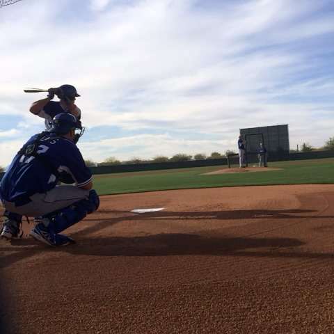 Dodgers's post on Vine
