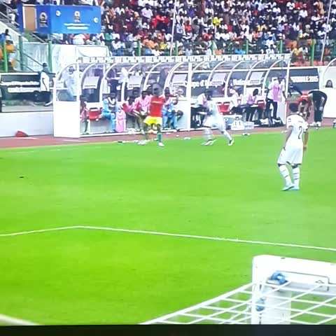 Vine by KingFut.com - GOAAAL! Appiah scores Ghanas 2nd of the game. Ghana 2-0 Guinea. #AFCON2015