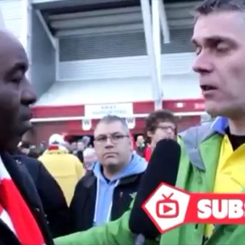 mugaisjs post on Vine - Arsenal fan talking about Giroud. #Arsenal - mugaisjs post on Vine